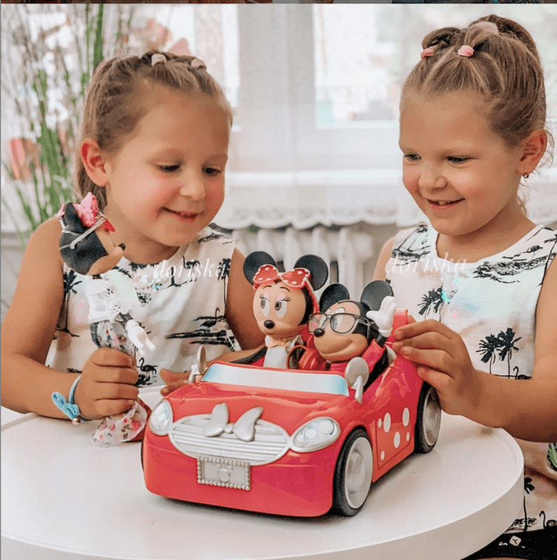 Kampania z Influencerami dla Minnie Mouse